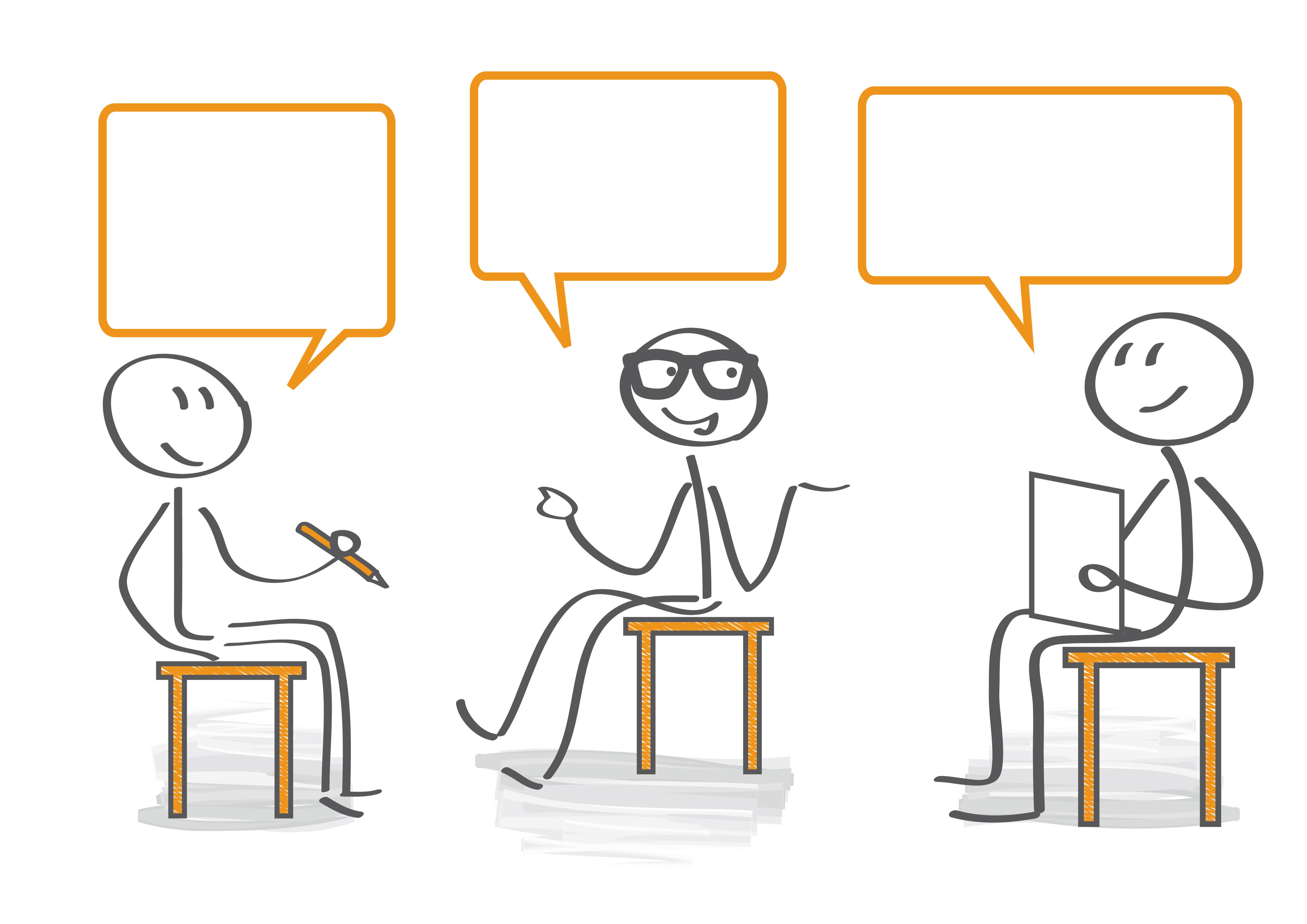 Teamgespräche effektiv gestalten