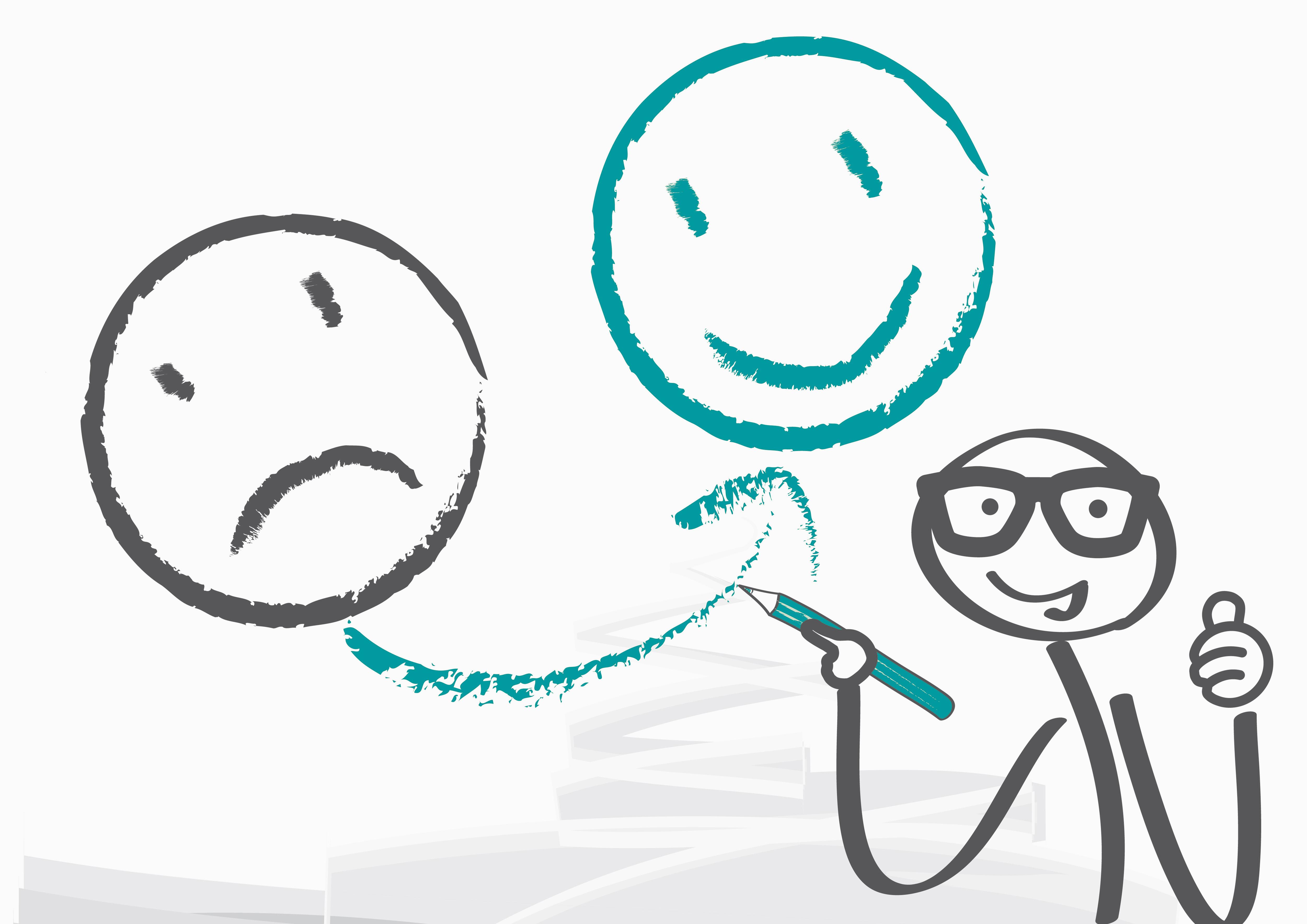Kundenbindung und Kundenzufriedenheit